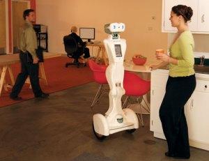 Anybots Telepresence Robot
