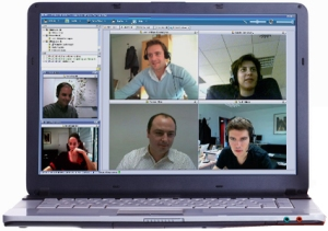 Point-to-Point Videoconference