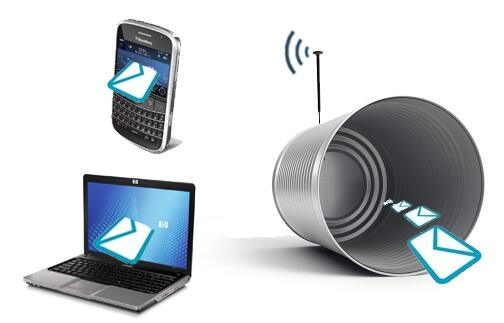 VOIP Conference Dial-Out Calling via Short Message Service